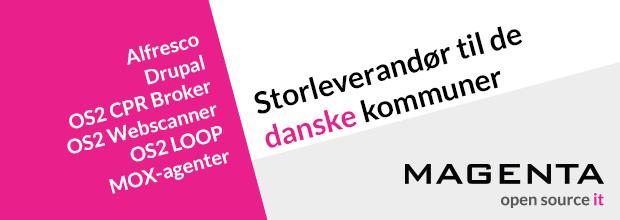 Magenta - storleverandør til de danske kommuner
