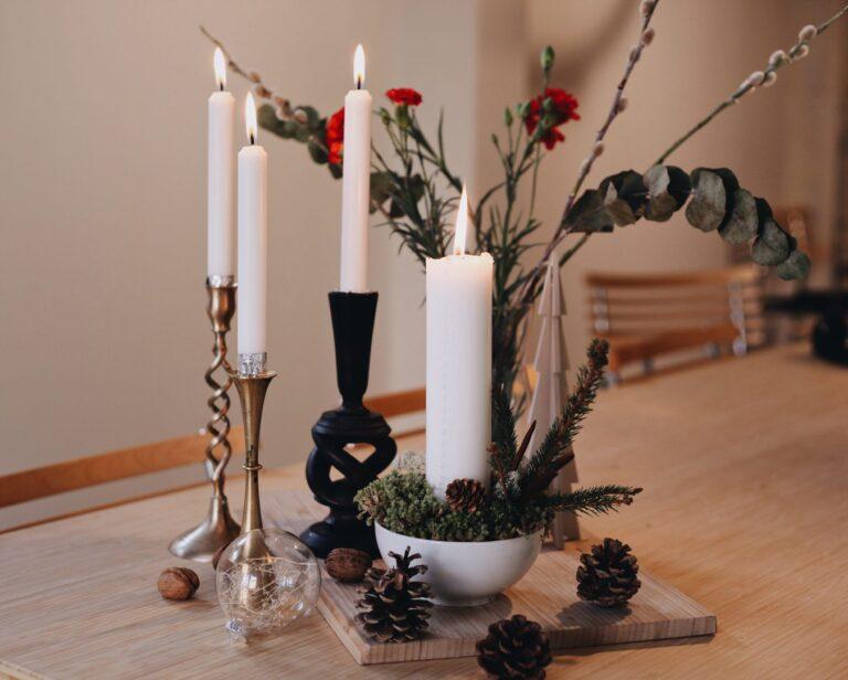 Julekort fra Magenta
