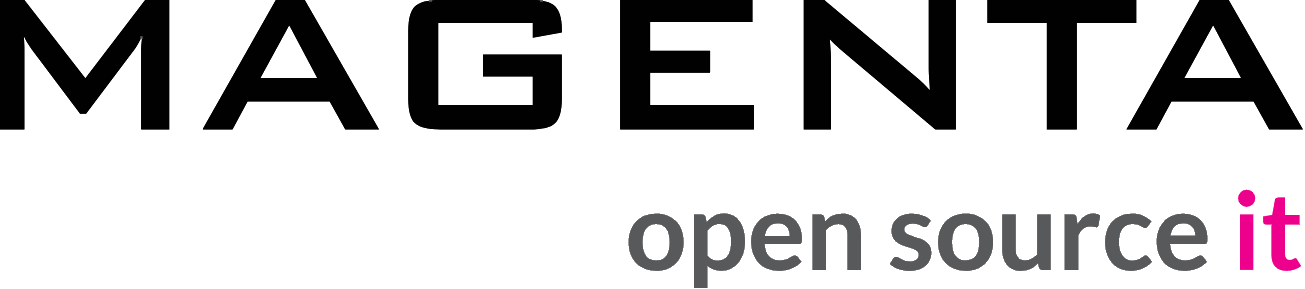 Magenta - Open Source IT Danmark Skandinavien logo
