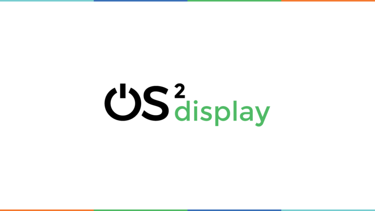 OS2display banner