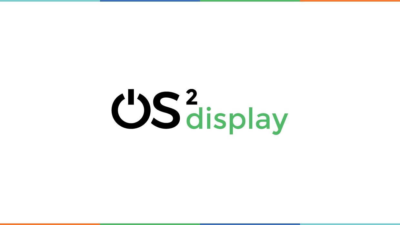 OS2display banner