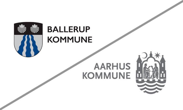 OS2mo hos Aarhus Kommune og Ballerup Kommune
