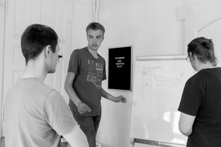 Praktikprogram hos Magenta - stærkt open source fokus