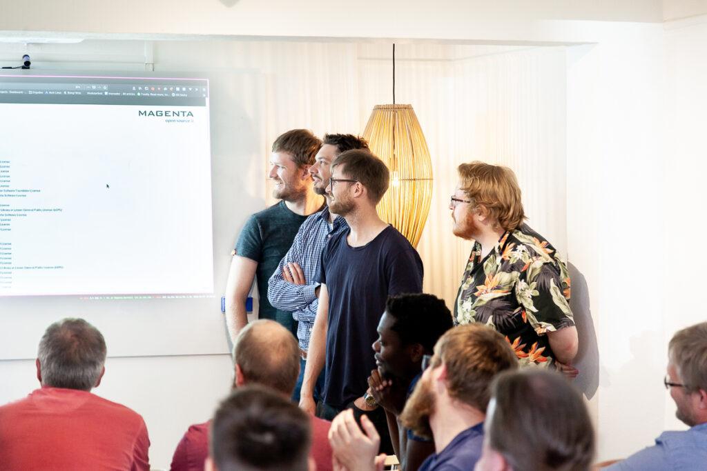 Magenta går ind i 2020 med en håndfuld nye kunder i Grønland 1