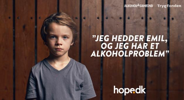 Kundes hjemmeside bombarderet af besøg - alkohologsamfund.dk